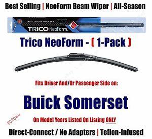 Super Premium NeoForm Wiper Blade (Qty 1) fits 1986-1987 Buick Somerset - 16190