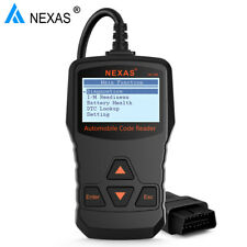 NL100 Car OBD2 Automotive Code Reader Engine Fault CAN Diagnostic Scan Tool