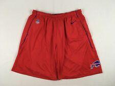 NEW Nike Buffalo Bills - Men's Red Dri-Fit Shorts (Multiple Sizes)