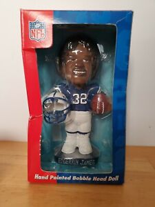 Indianapolis Colts Edgerrin James Bobblehead - 2001 NFL Collectible Series