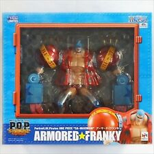 One Piece P.O.P SA‐MAXIMUM Armored Franky Figure 1/8 scale MegaHouse Japan NEW