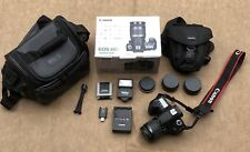 Canon EOS 60d Digital Camera EF-S 18-200 IS Kit Plus Extras!