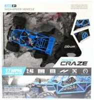 RC Buggy ~ Compact ~ Blue ~ Power Craze ~ Soul Desert 2
