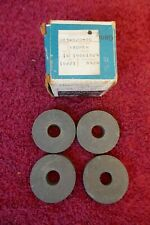 C1/C5 1962-82 CORVETTE/CHEV NOS/NEW GM PULLEY BALANCER WASHERS (4)14001829