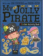 My Jolly Pirate Sticker Activity Book.
