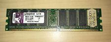 KINGSTON 512mb DDR RAM kvr400x64c3a/512 (pc3200 (ddr-400), 400 MHz, DIMM.