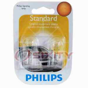 Philips Engine Compartment Light Bulb for Lincoln Blackwood Continental Mark xp