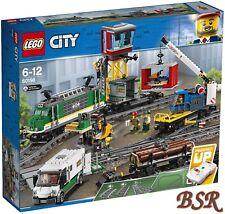 LEGO® City Eisenbahn: 60198 Güterzug & 0.-�'� Versand & OVP & NEU !