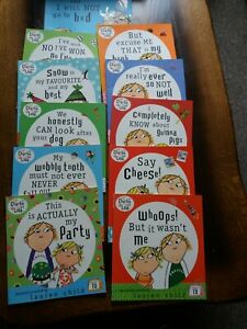 Charlie And Lola Set Of Books