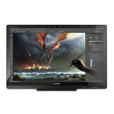 "IPS 21.5"" Huion GT-220 v2 Tablet Monitor 8192 Level Pen Display Black Art Design"