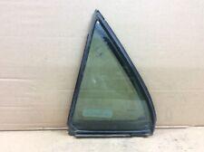 98-02 Accord 4Dr Sedan Left Rear Quarter Door Vent Glass Triangle Window OEM