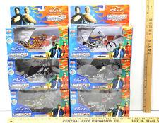 6 American Choppers 1:18 Diecast NIB Liberty Bike+Dixie Chopper+POW/MIA+Mikeys