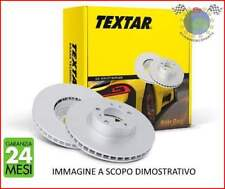 JFG Dischi freno Textar Ant RENAULT CLIO IV Diesel 2012>