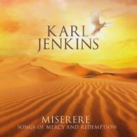 KARL JENKINS - MISERERE (SONGS OF MERCY & REDEMPTION) [CD] NEW & SEALED