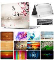 "Macbook Pro Air 13 15 16"" A2141 2017 2018 2019 Hard Case Keyboard Cover Skin ZH"