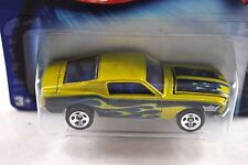HotWheels 2004 No: 165 1968 FORD MUSTANG PRIDE RIDES Car MINT on Card