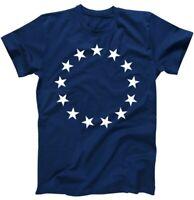 Original 13 Colonies Stars Betsy Ross Flag T-Shirt (S-5XL)