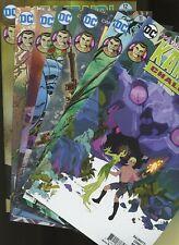 Kamandi Challenge 3,5,7,9,10,11,12 ^ 7 Book Lot ^ DC Comics! Jack Kirby Honor!