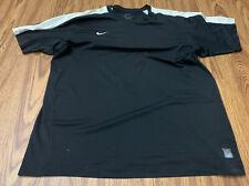 Nike Dri-Fit Men Xl Black Crossfit Shirt