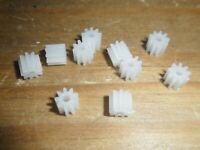 Scalextric 50 X 9 teeth brand new pinions SUPERB car spares also on Buy it Now.