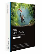 DxO Optics Pro 11 Essential Edition, immer neuste Version PRO 10