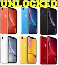 Apple iPhone XR 64GB / 128GB / 256GB (UNLOCKED) Verizon Black│Red│White *SEALED*