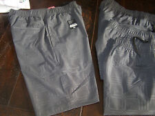 TRAVIS MATHEW - PERFORMANCE SHORTS - TAGS - S - YOUR MAMA - DARK SHADOW