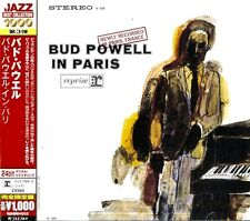 Bud Powell ‎– Bud Powell In Paris ( CD - Album - Remastered )