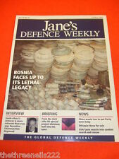 JANES DEFENCE WEEKLY - ETHIOPIA NAVY FOR SALE - MAY 29 1996 VOL 25 # 22