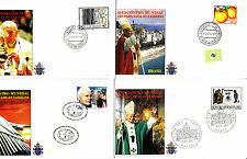 Vatican  Jean Paul II  FDC&/or max card  div lot II   282