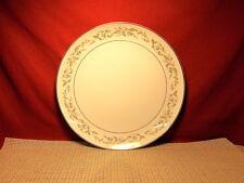 "Rose China Louise 3803 Pattern Round Platter 12 1/2"""
