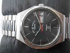 RARE VTG 33MM MENS WEST END WATCH CO SOWER PRIMA 17J AUTOMATIC WRISTWATCH