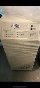 Alpha Technologies CRF2500 017-073-34-003 12V 18Ah Power Supply Display screen