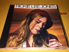 RICKIE LEE JONES first CD hits CHUCK E'S IN LOVE young blood night train