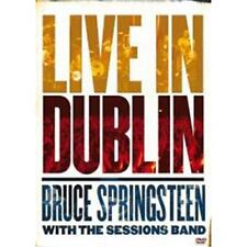 BRUCE SPRINGSTEEN LIVE IN DUBLIN DVD REGION 0 PAL NEW