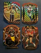 2020 Select Football TRI-COLOR DIE-CUT PRIZMS with Rookies All Levels You Pick