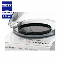 Carl Zeiss 82mm T* POL Circular Polarizer Lens Filter CPL Genuine Mfr# 1856-325