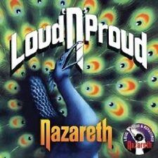 "NAZARETH ""LOUD 'N' PROUD (+ BONUSTRACKS)"" CD NEU"