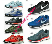 Nike Air Zoom Pegasus 34 Men's Running Shoes Trainers AND OR Pegasus 34 SHIELD