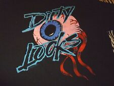Dirty looks Rare Vintage 1989 Tour Shirt ( Used Size XL ) Very Good Condition!!!