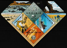 Namibia - Diamantenminen Block 68 postfrisch 2008 Mi. 1272-1275