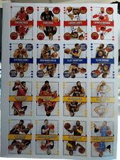 80 ct lot Lebron James James Harden Stephen Curry Russell Westbrook Kevin Durant