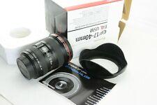Canon EF 17-40mm 1: 4.0 L USM Objektiv , OVP (box)