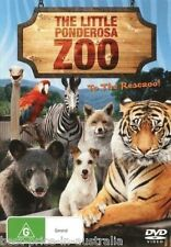 The Little Ponderosa Zoo DVD 2016 BRAND NEW SEALED NEW RELEASE FAMILY Movie R4