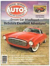 Special Interest Autos October 1993--Cadillac, DuPont, Lincon, Plymouth, Pontiac