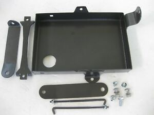 2002 to latest, Pajero Duel/second battery tray