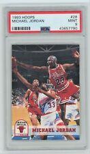 1993-94 NBA Hoops Michael Jordan PSA 9 Mint #28 THE GOAT 6 x NBA Champion🐏📈🔥
