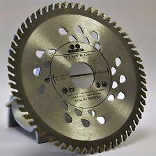 125mm Angle Grinder saw blade for wood and plastic 60 TCT Teeth UK