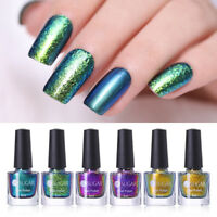 UR SUGAR 6ml Chameleon Nail Polish Sequins Glitter Holographic Nail Art Varnish