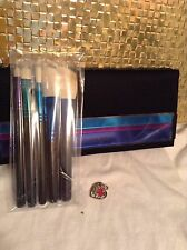 MAC ENCHANTED EVE BRUSH KIT ESSENTIALS 5 BRUSHES IN CASE NIB